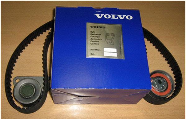 volvo xc70 в грм ремень или цепь